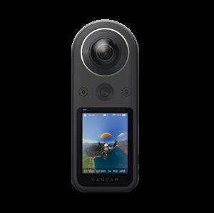 8K portable camera